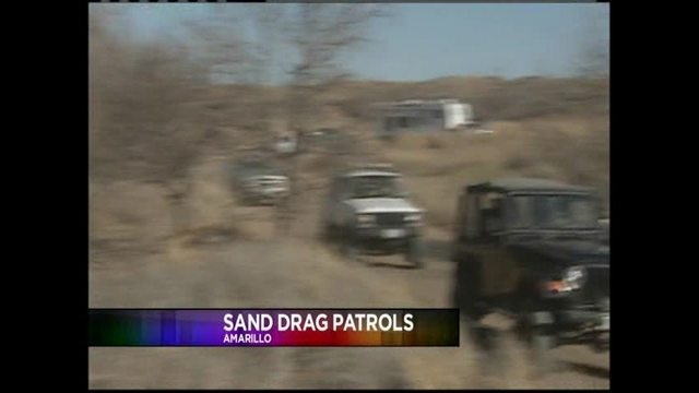 Game Wardens Increase Patrol on Canadian River for Sand Drags