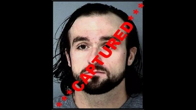 IN CUSTODY: Amarillo Crime Stoppers Fugitive of the Week Nathan Edward St Clair