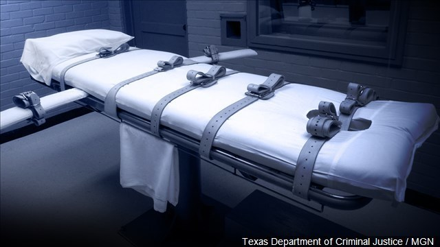 Update: Texas executes Fort Worth man who killed a father and an infant