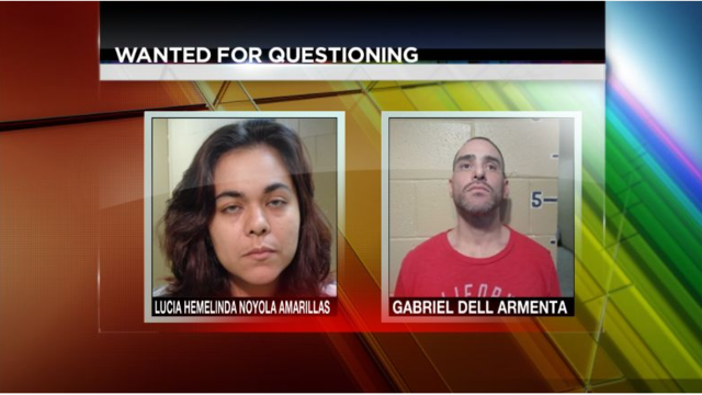Dumas Police are Looking for Two People for Questioning