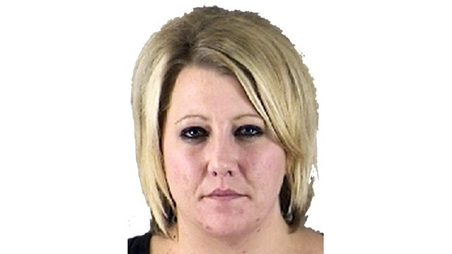 Amarillo Crime Stoppers Weekly Fugitive is Jennifer Nicole Brown