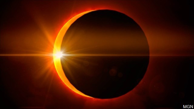 Watch the Partial Solar Eclipse