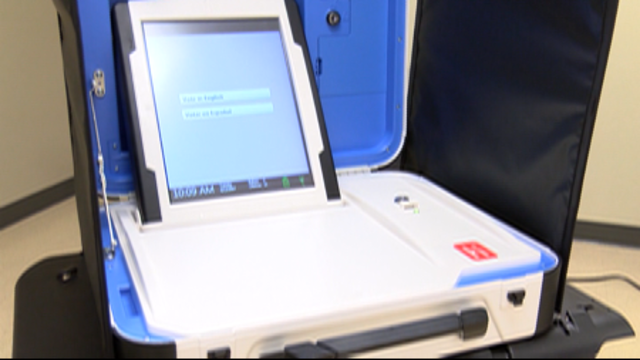 Randall County Debuts New Voting System