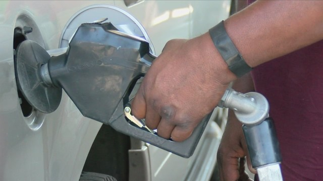 Gas prices in Salt Lake City are increasing weekly