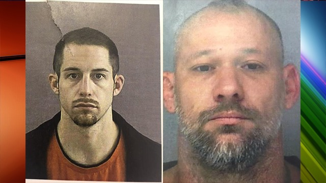 Hansford County Sheriff's Office Looking for Two Wanted Felons
