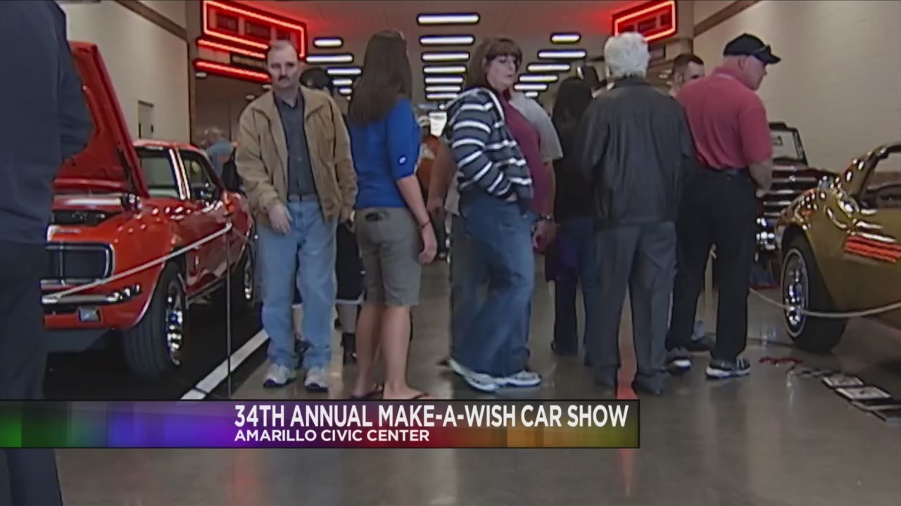 Preview Th Annual MakeAWish Car Show - Civic center car show
