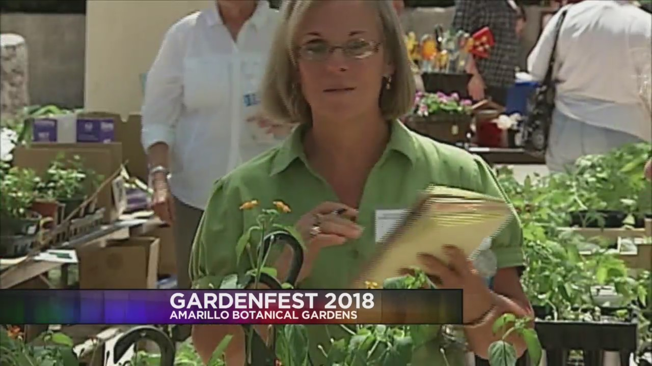 Amarillo Botanical Gardens Hosting Gardenfest April 28th