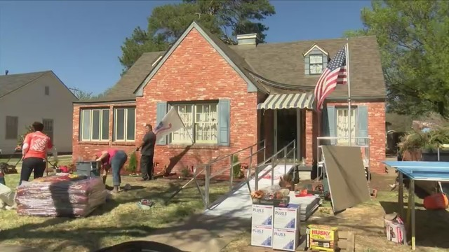 Local Home Depot Helping Disabled Veteran With Bathroom