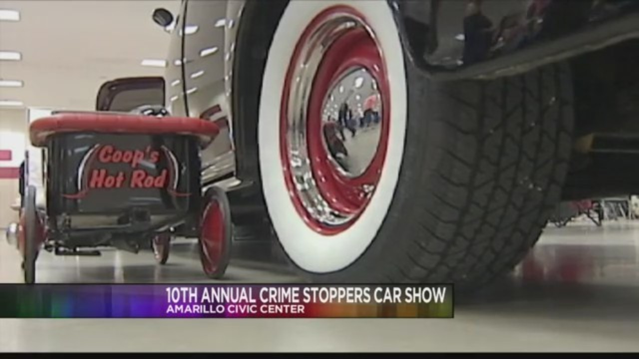 Th Annual Car Show To Benefit Amarillo Crime Stoppers And Student - Civic center car show