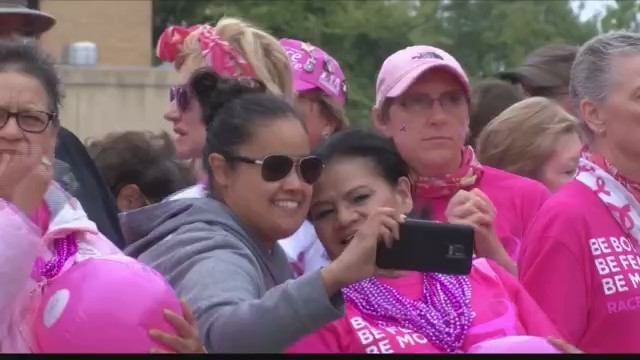 Heart of the high plains 2018 race for the cure