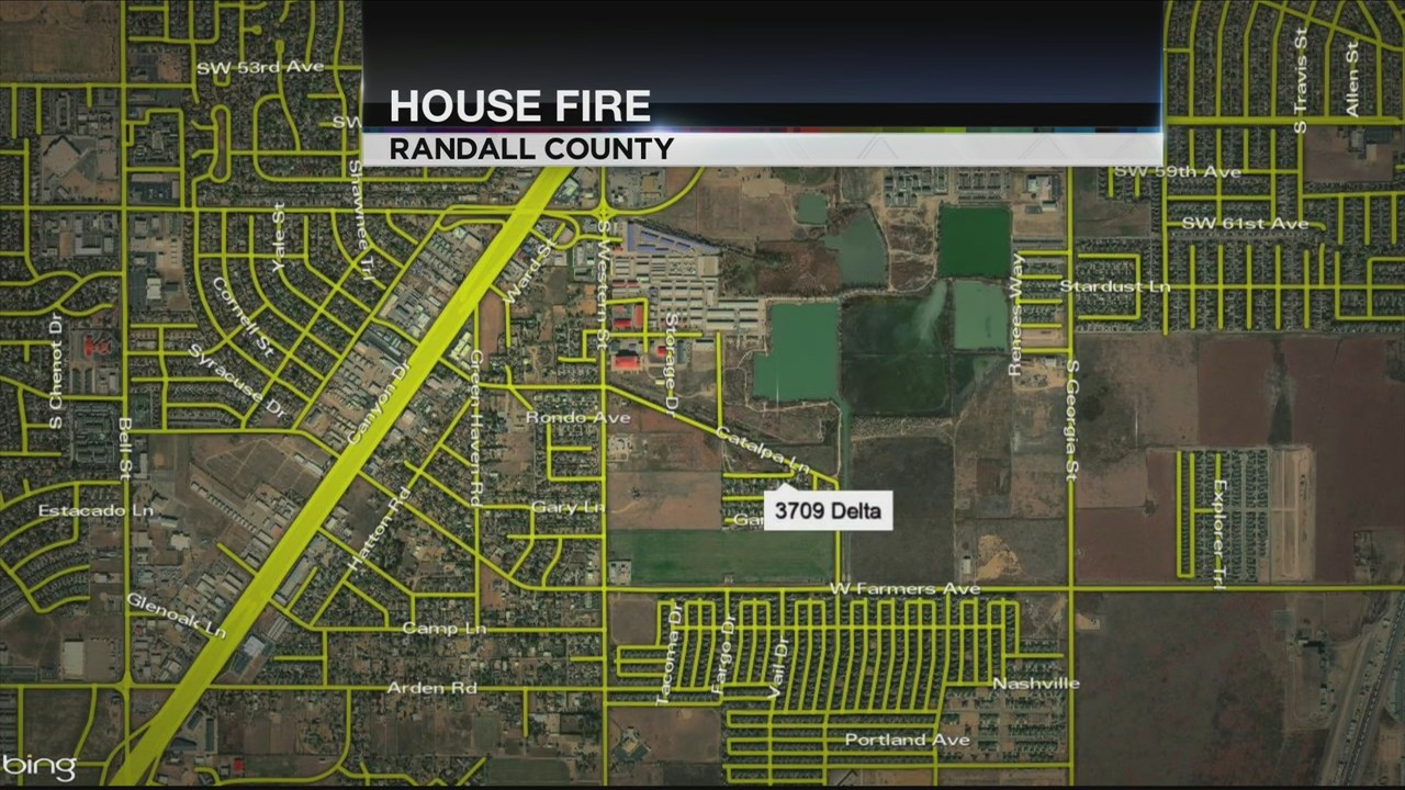 House Fire in Randall County Causes Est  $15K in Damage