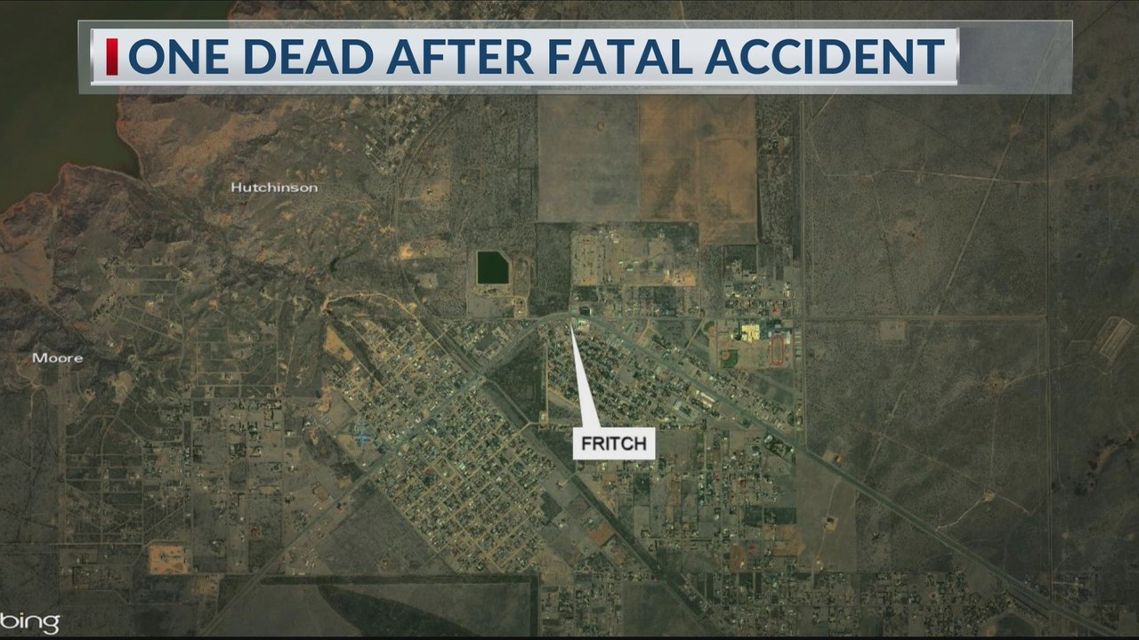 One Dead After Being Hit by Vehicle in Fritch