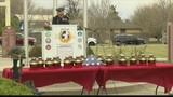 Remains of 17 Unclaimed Local Veterans Honored