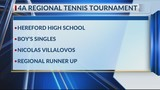 Several Area Tennis Players Punch Their Tickets to State