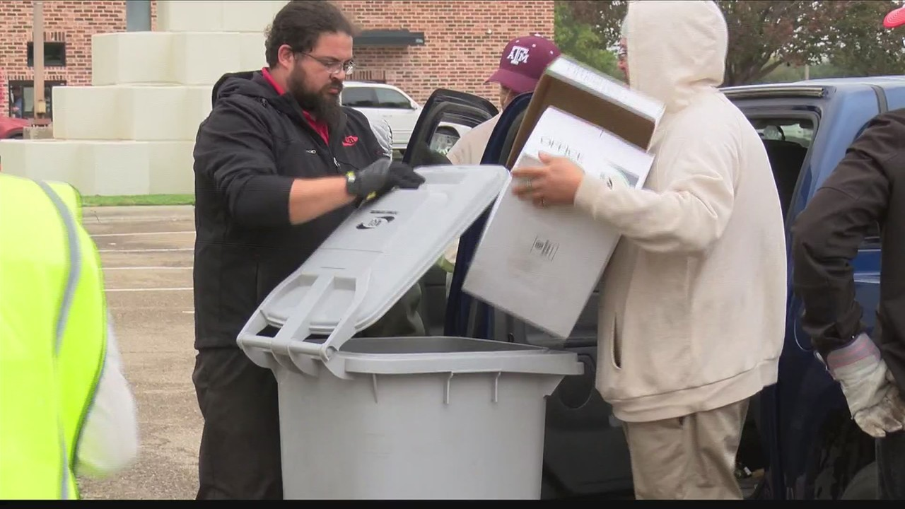BBB Hosting Free Shred Day