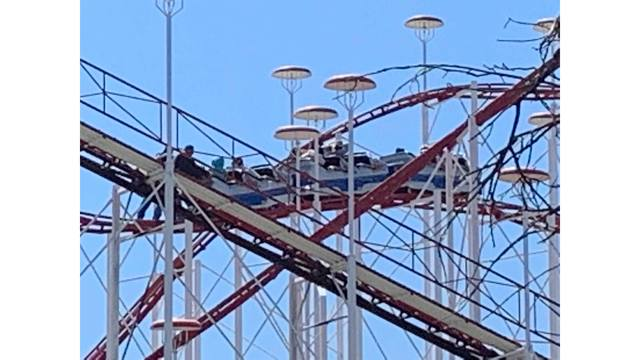 Amarillo students rescued from Mouse Trap at Wonderland Amusement Park