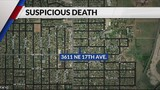 Amarillo Police investigating suspicious death at NE Amarillo home&#x3b; need help finding residents